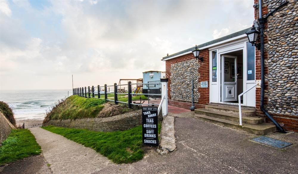 Pub by the Norfolk Coast
