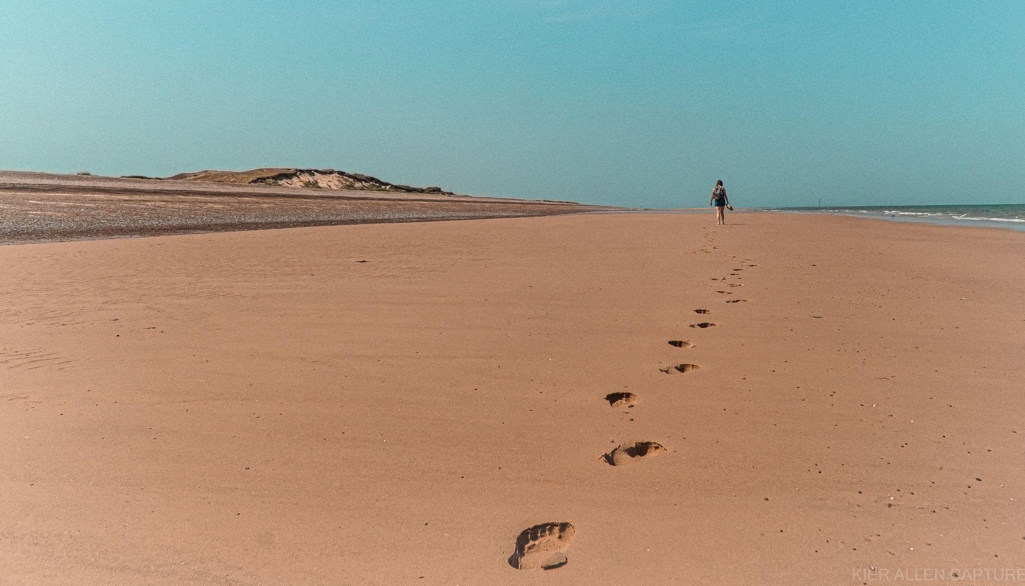 Walking in North Norfolk