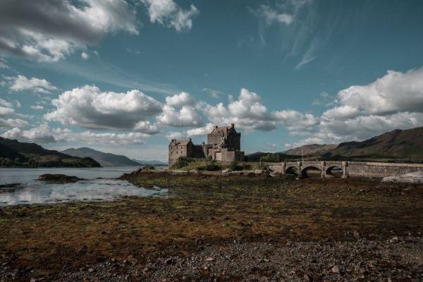 Eilean Donan Castle Unsplash