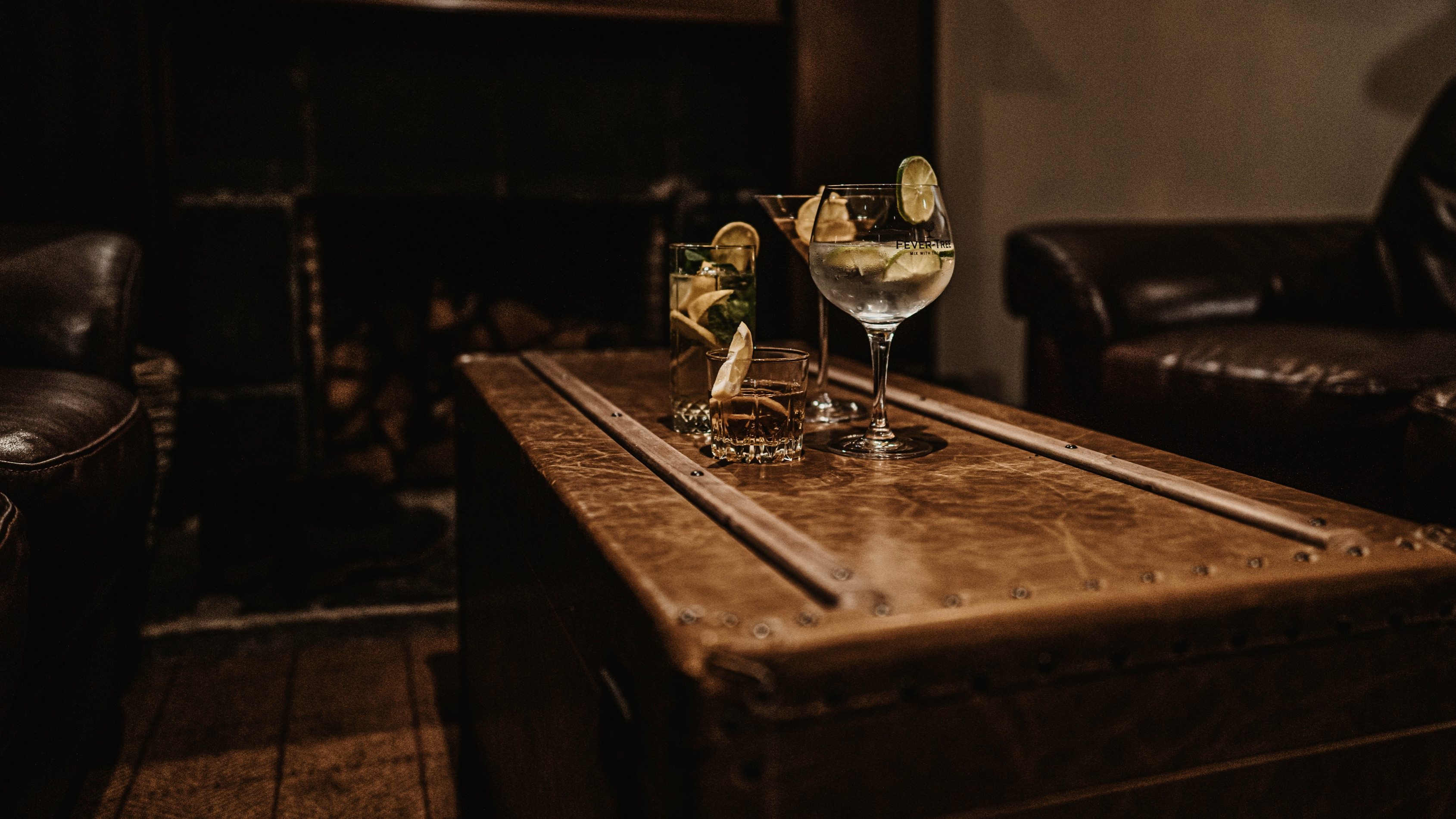 Spinnakers Bar