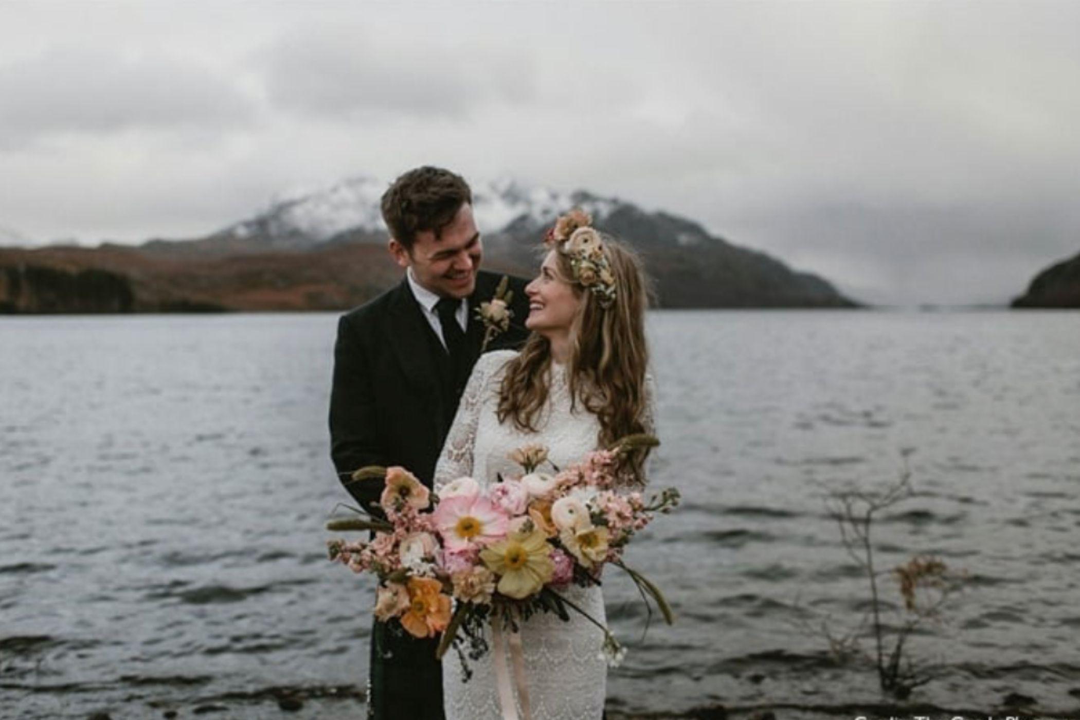 Weddings at Shieldaig Lodge