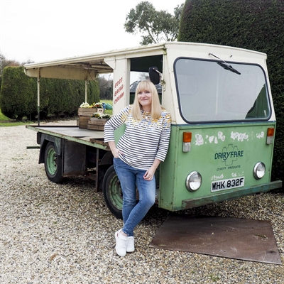 Family & Lifestyle Blogger,  Alison Perry visits Widbrook Grange!