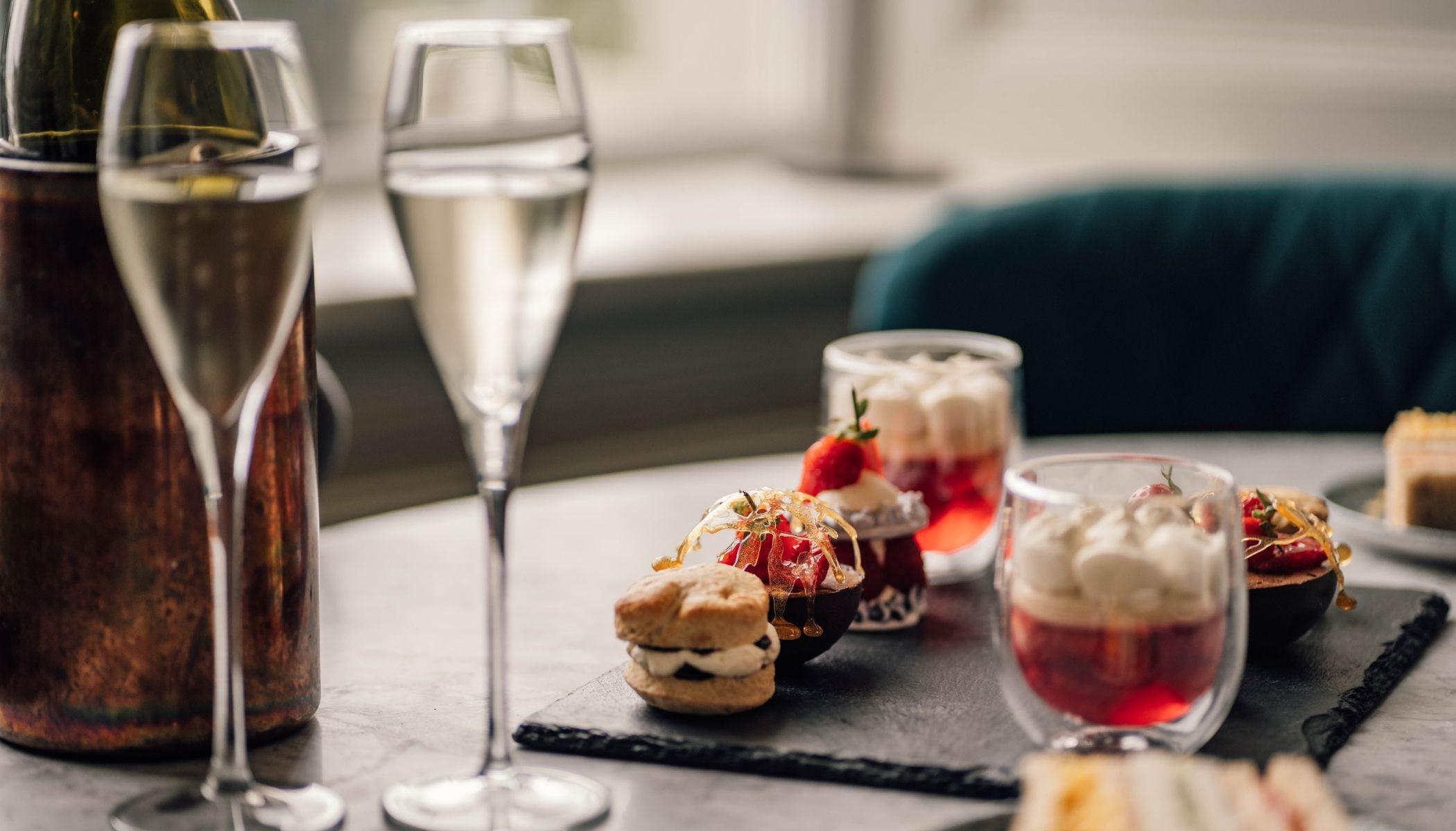 Afternoon Tea at The Kirkwall Hotel