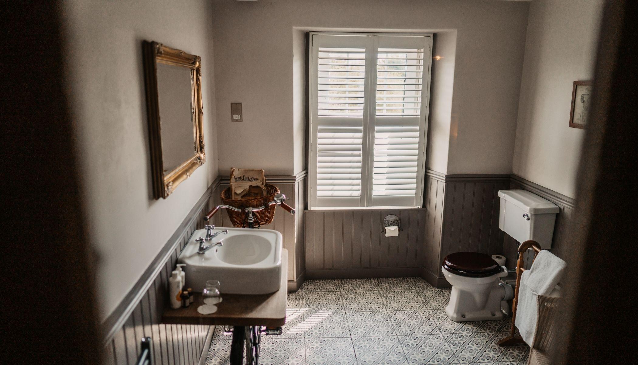 Super Deluxe Bathroom