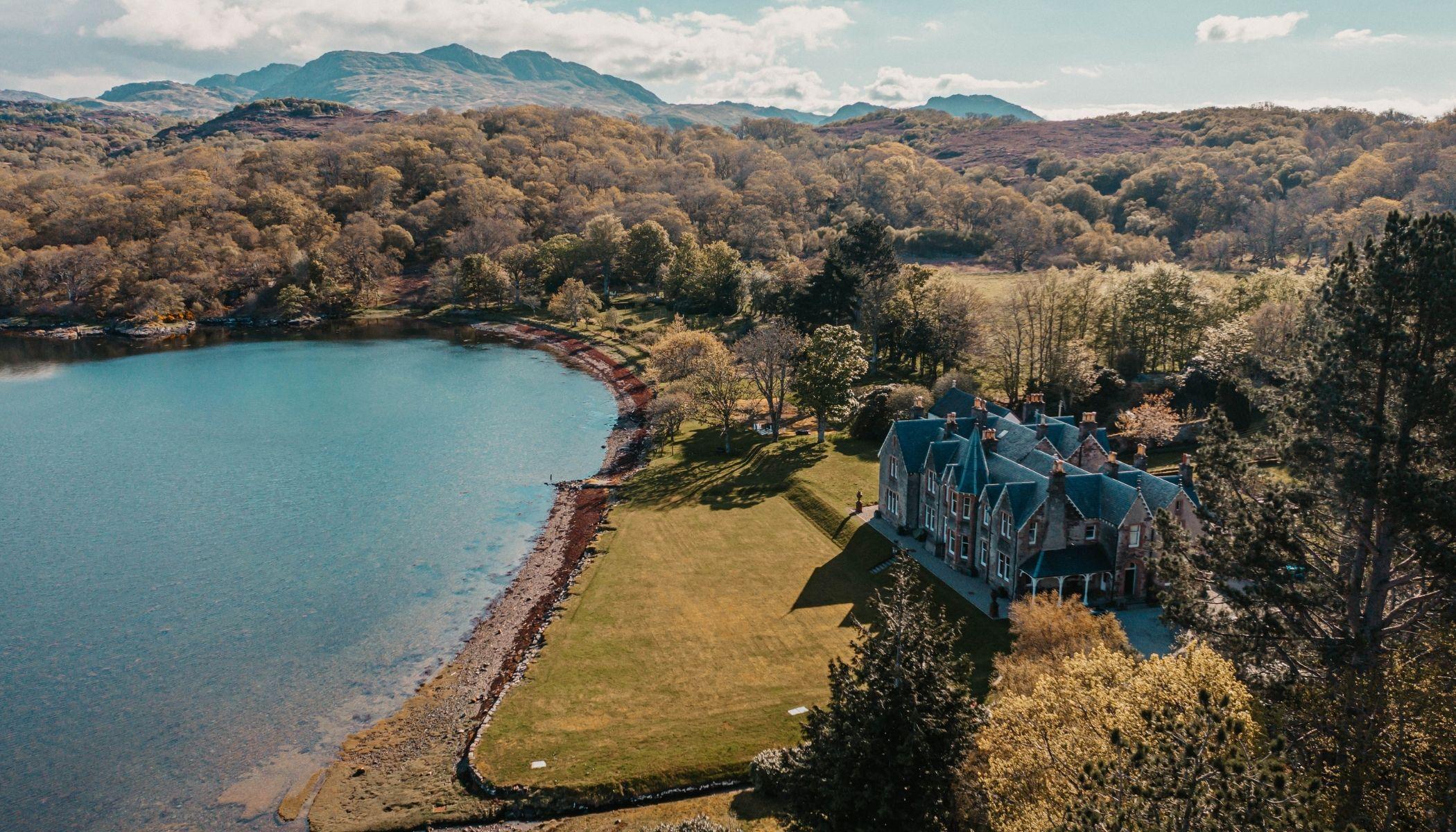 Highland Retreat in Gairloch