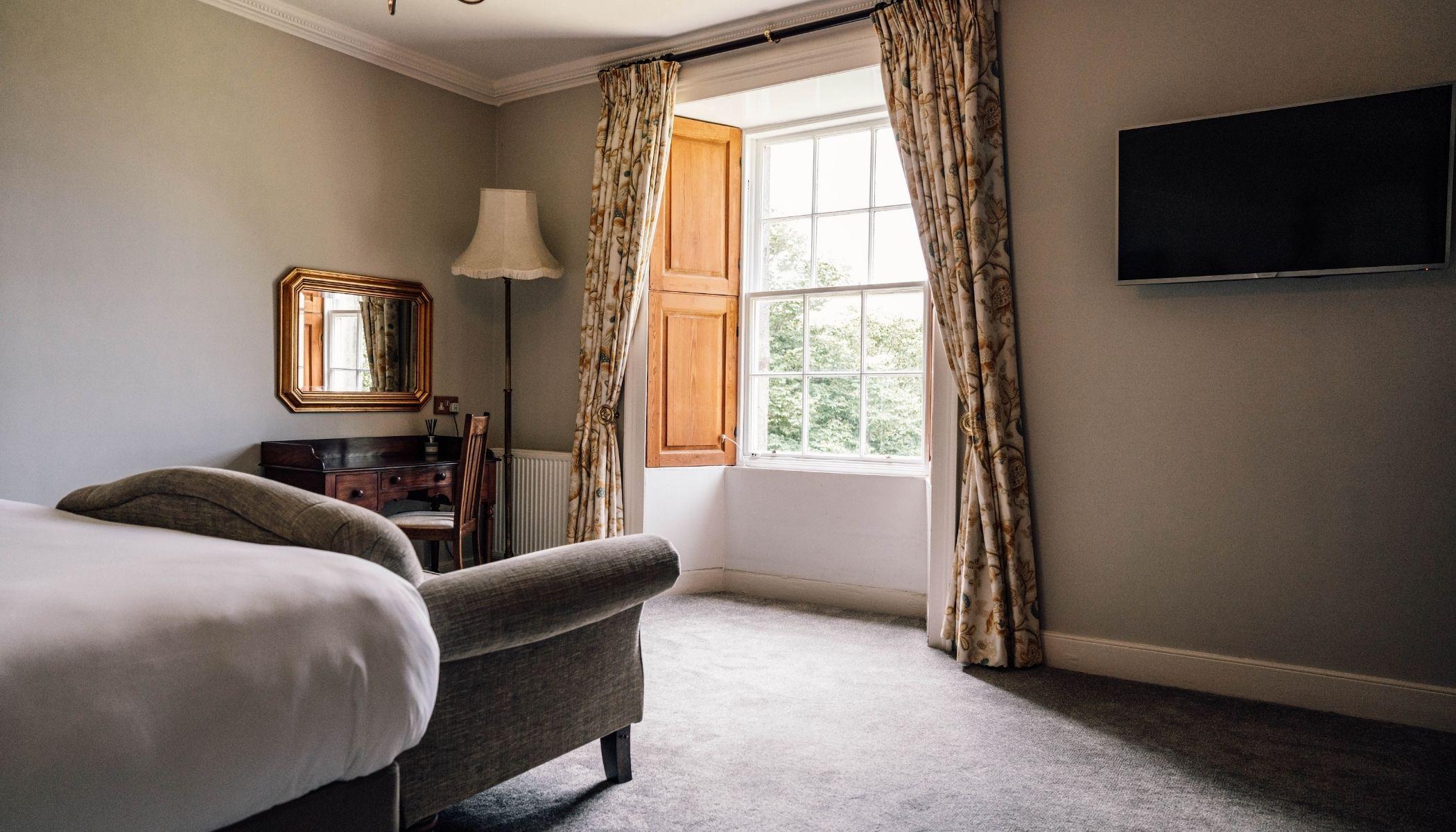 Cairnmore - Radclyffe Bedroom