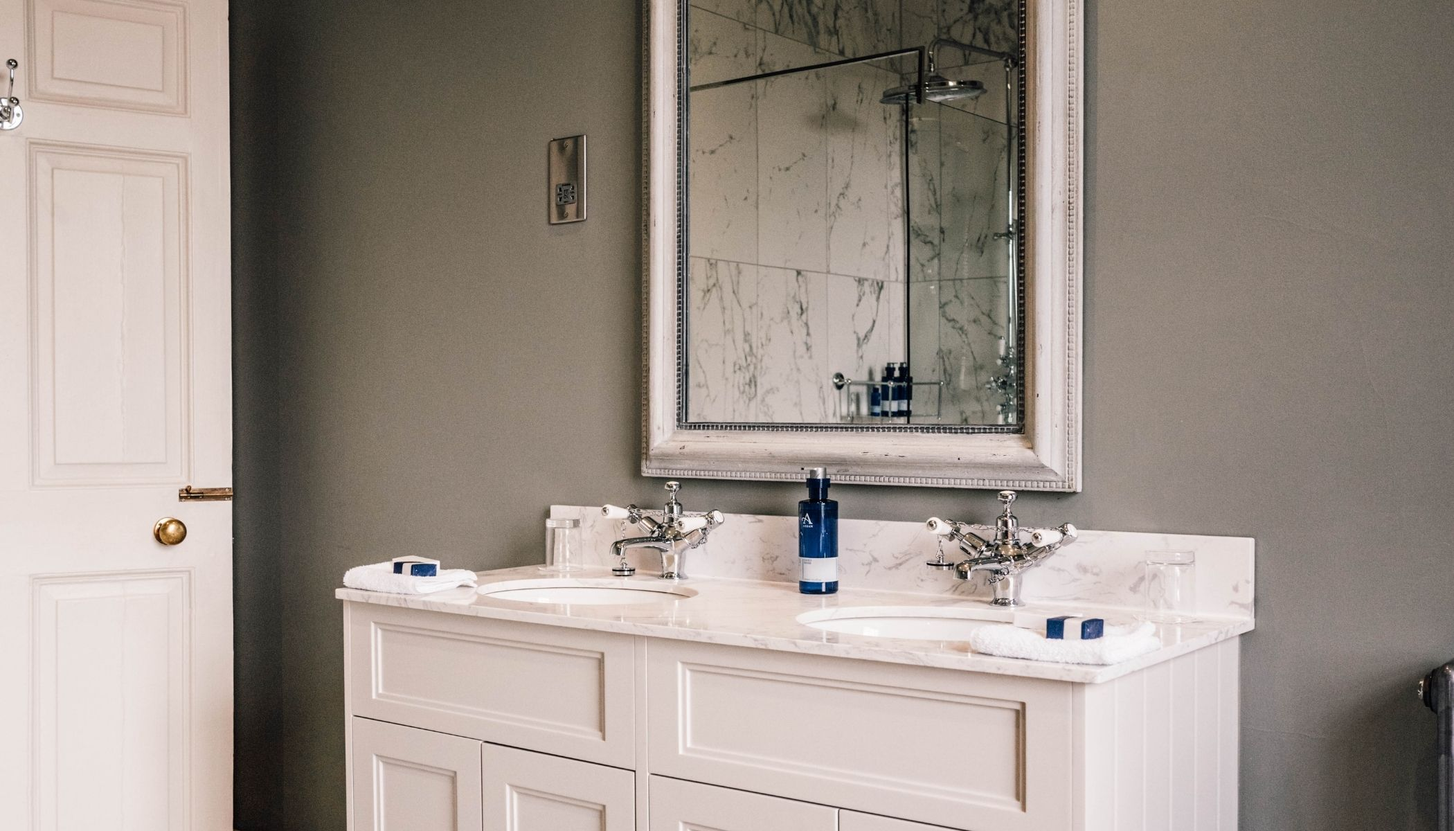 Cairnmore - His and Her Sinks