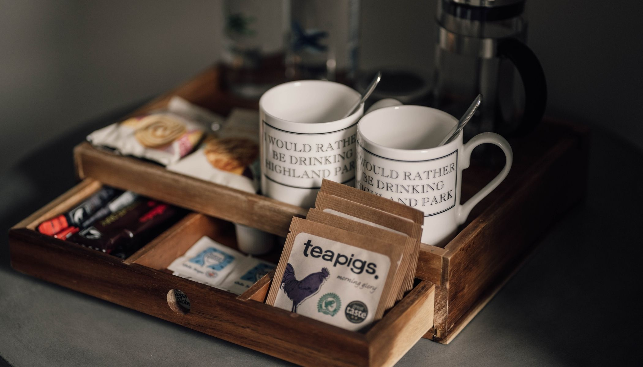 Tea & Coffee Making Facilities