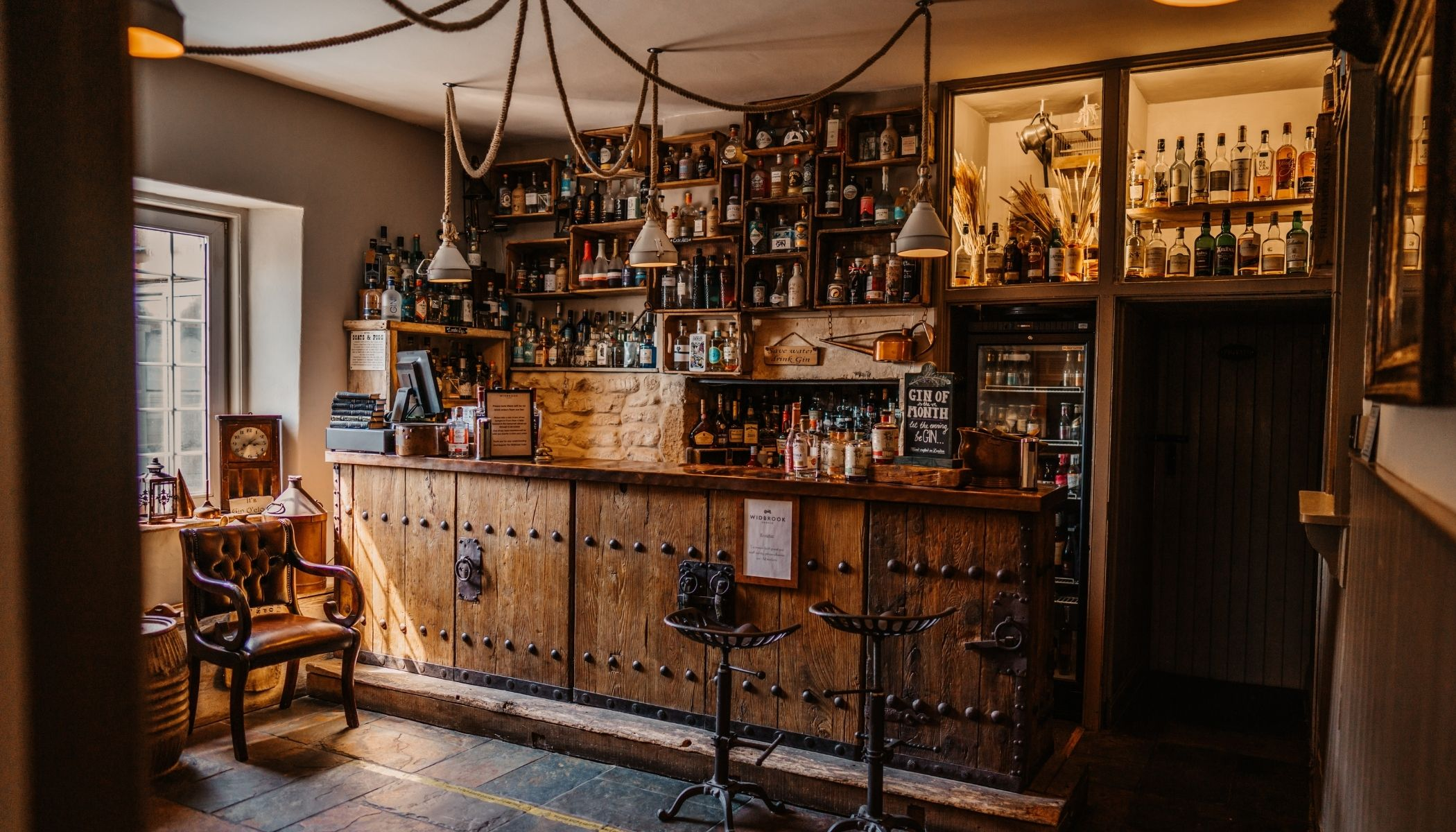 Gin Bar Bradford on Avon