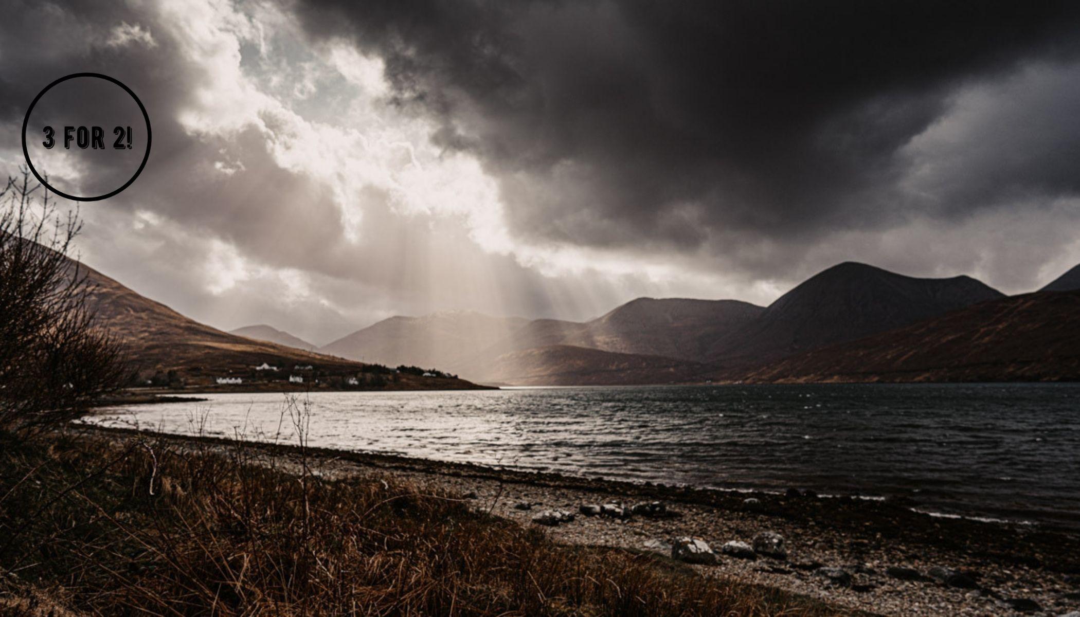 A Scottish Winter Warmer Escape