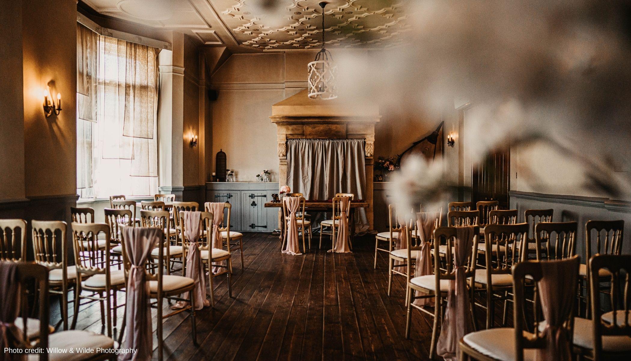 Wedding venue Pangbourne