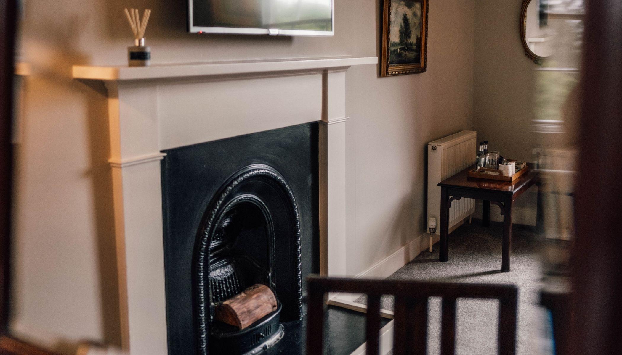 Torran - Grand Fireplace