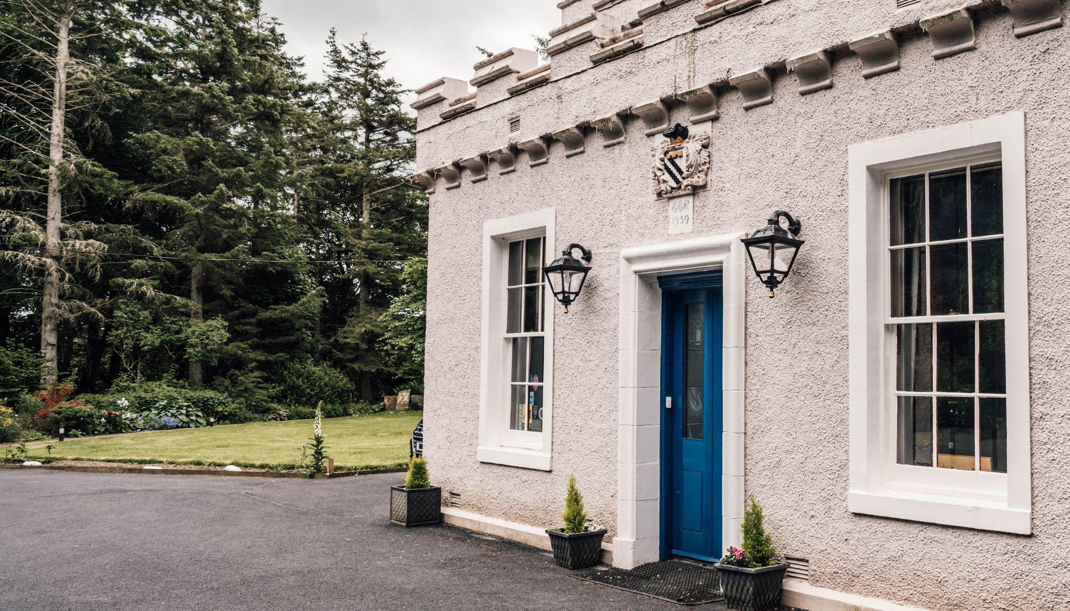 Forss House Hotel in Thurso, Caithness