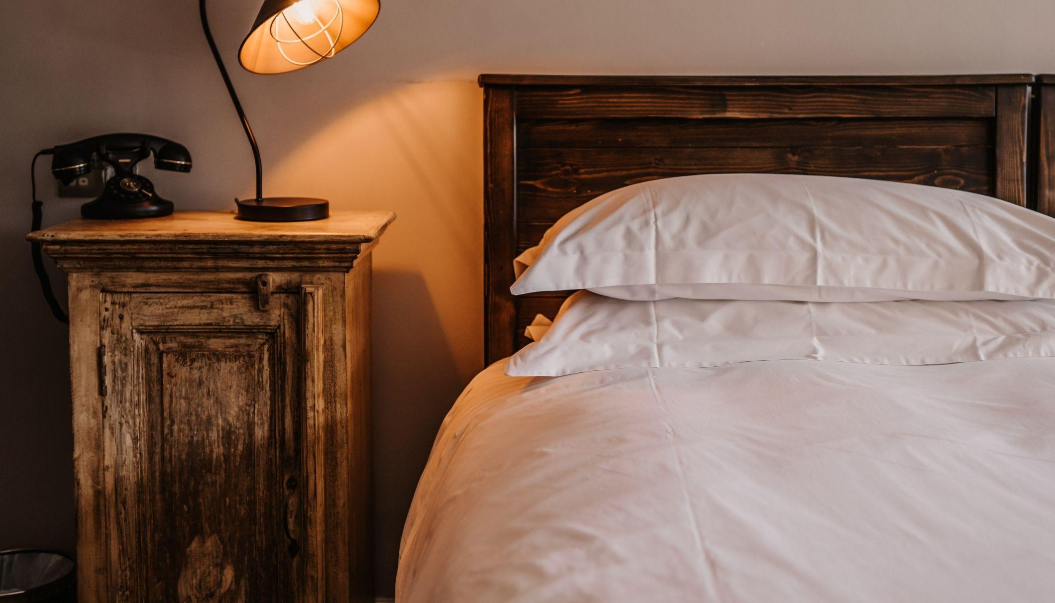 Widbrook Grange bedrooms