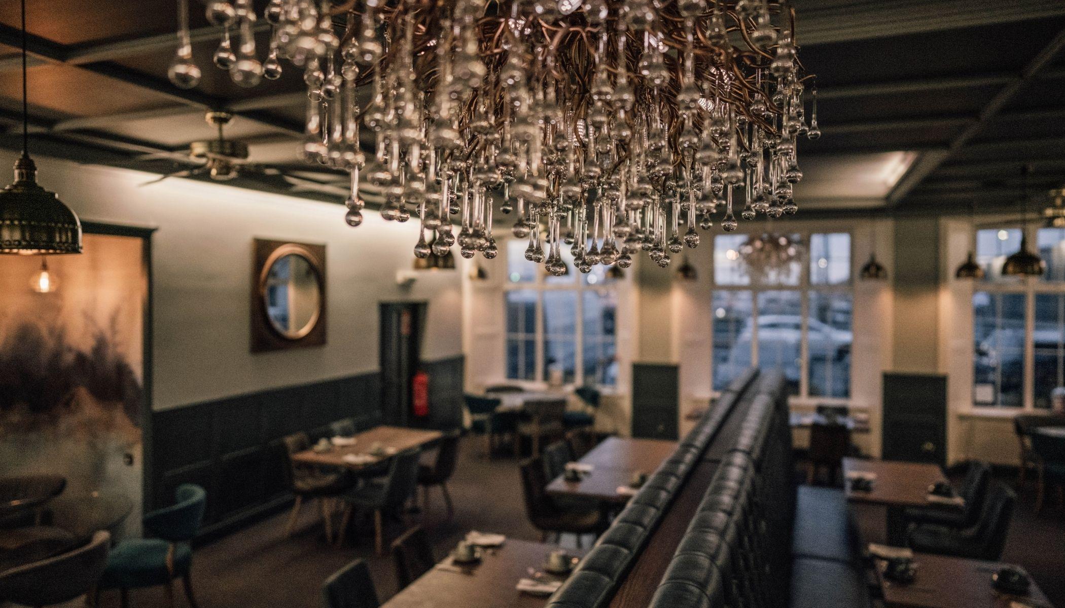 Vibrant Restaurant
