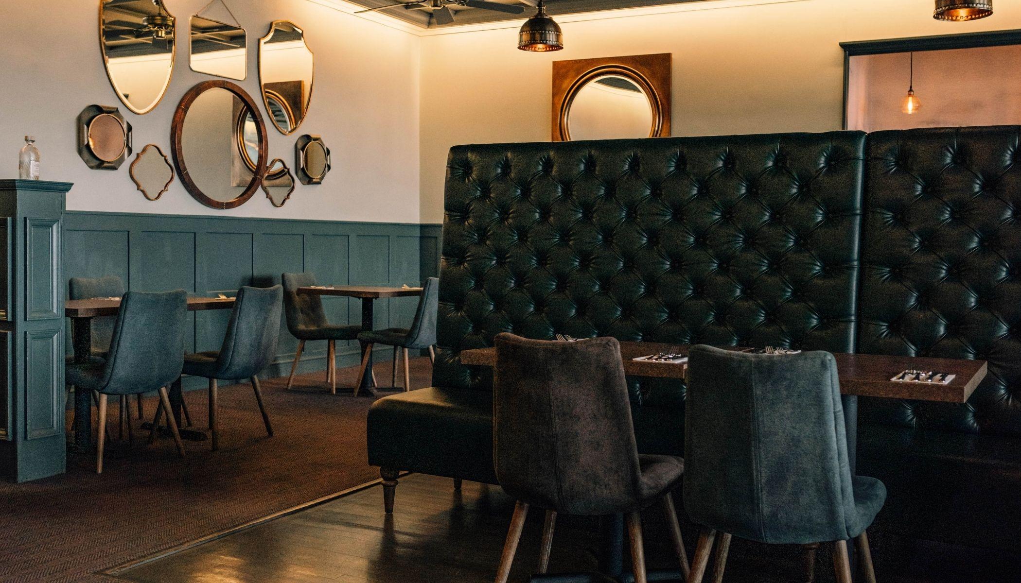 Waterside Dining at The Kirkwall Hotel