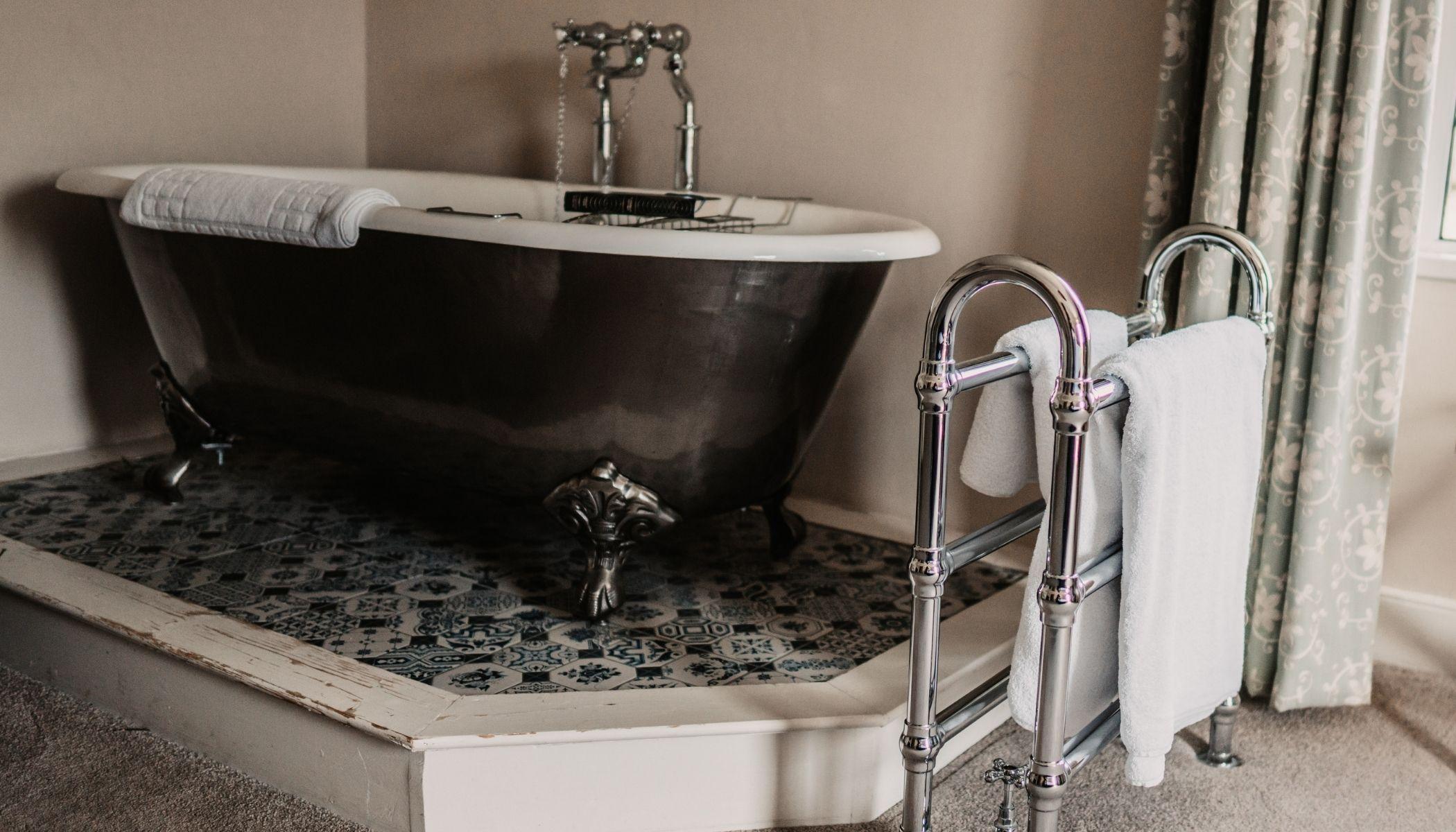 Claw-Footed Bath Tub