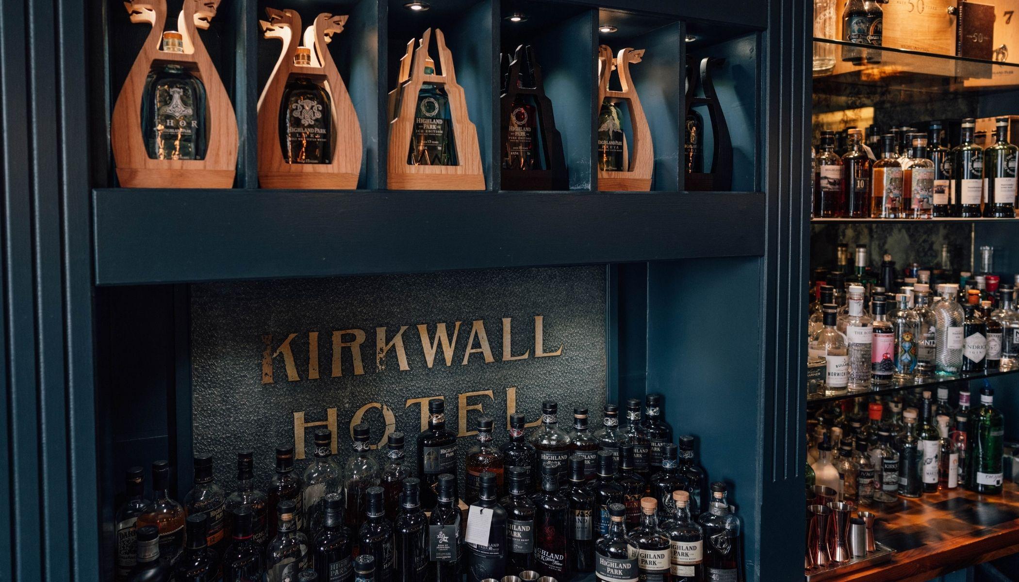 Highland Park Bar Kirkwall Hotel
