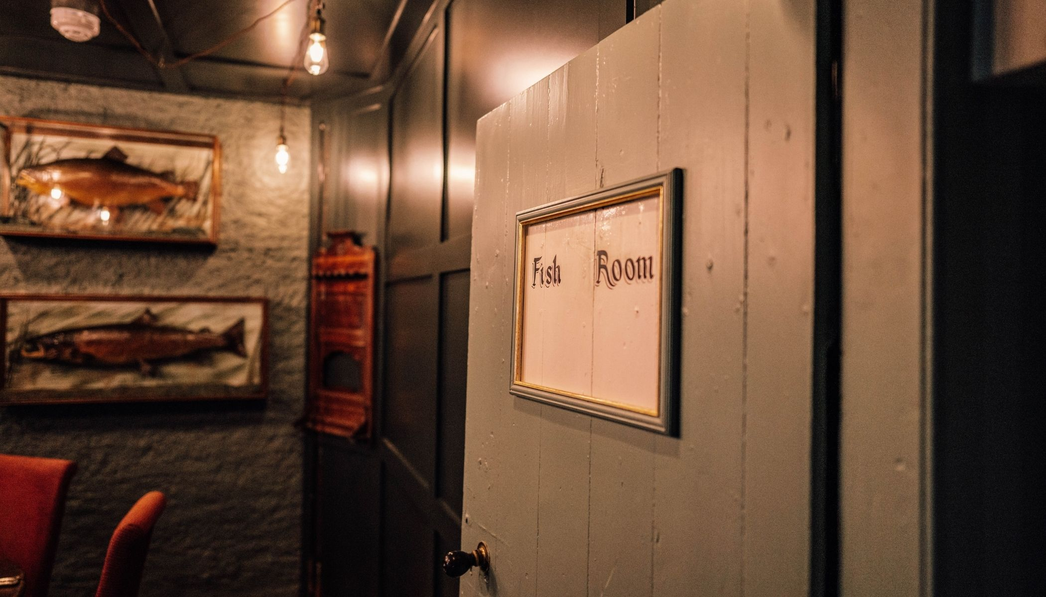 Fish Room - Private Dining