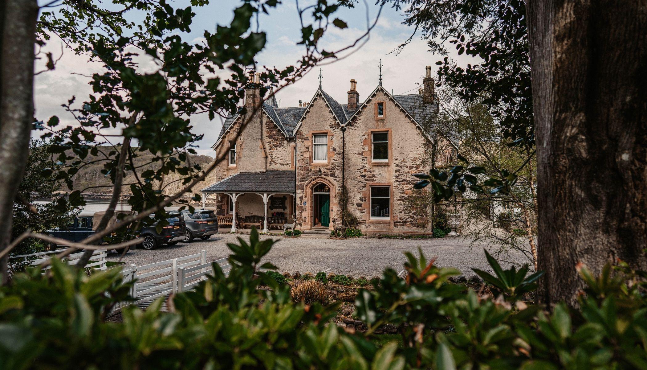 Shieldaig Lodge Hotel Gairloch