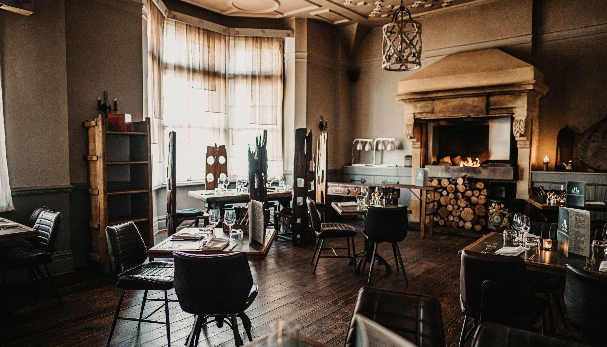 Restaurant in Pangbourne