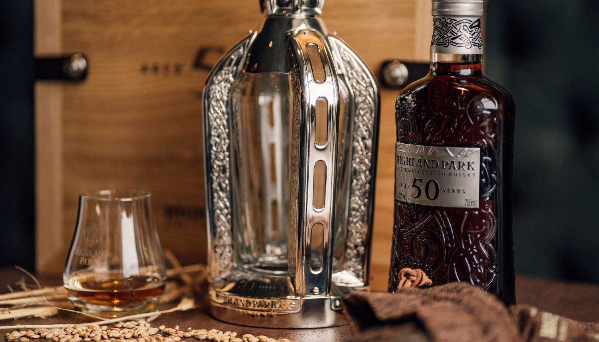 Highland Park Whiskies