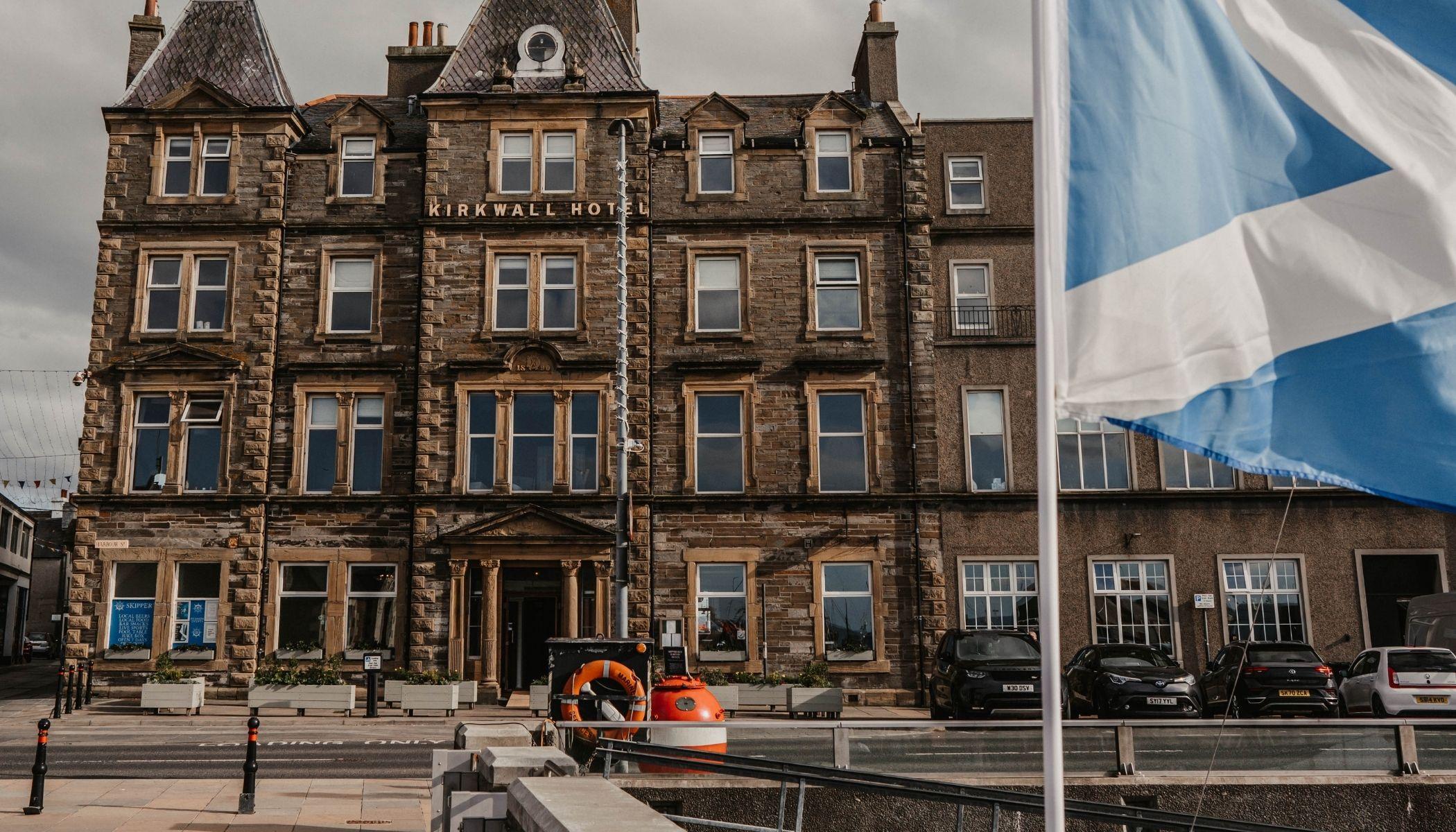 The Kirkwall Hotel