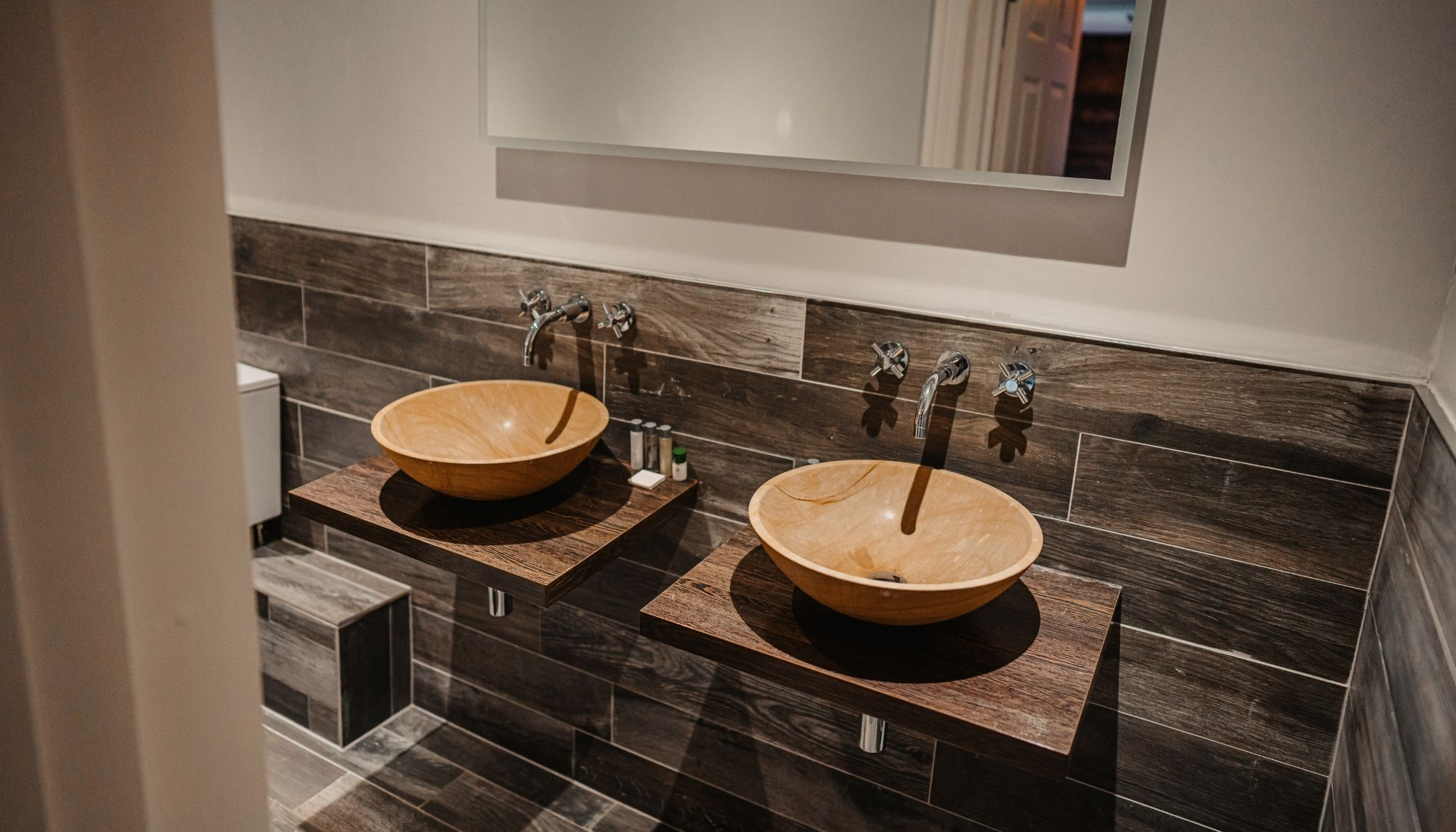 Sea View Double His & Hers Sinks