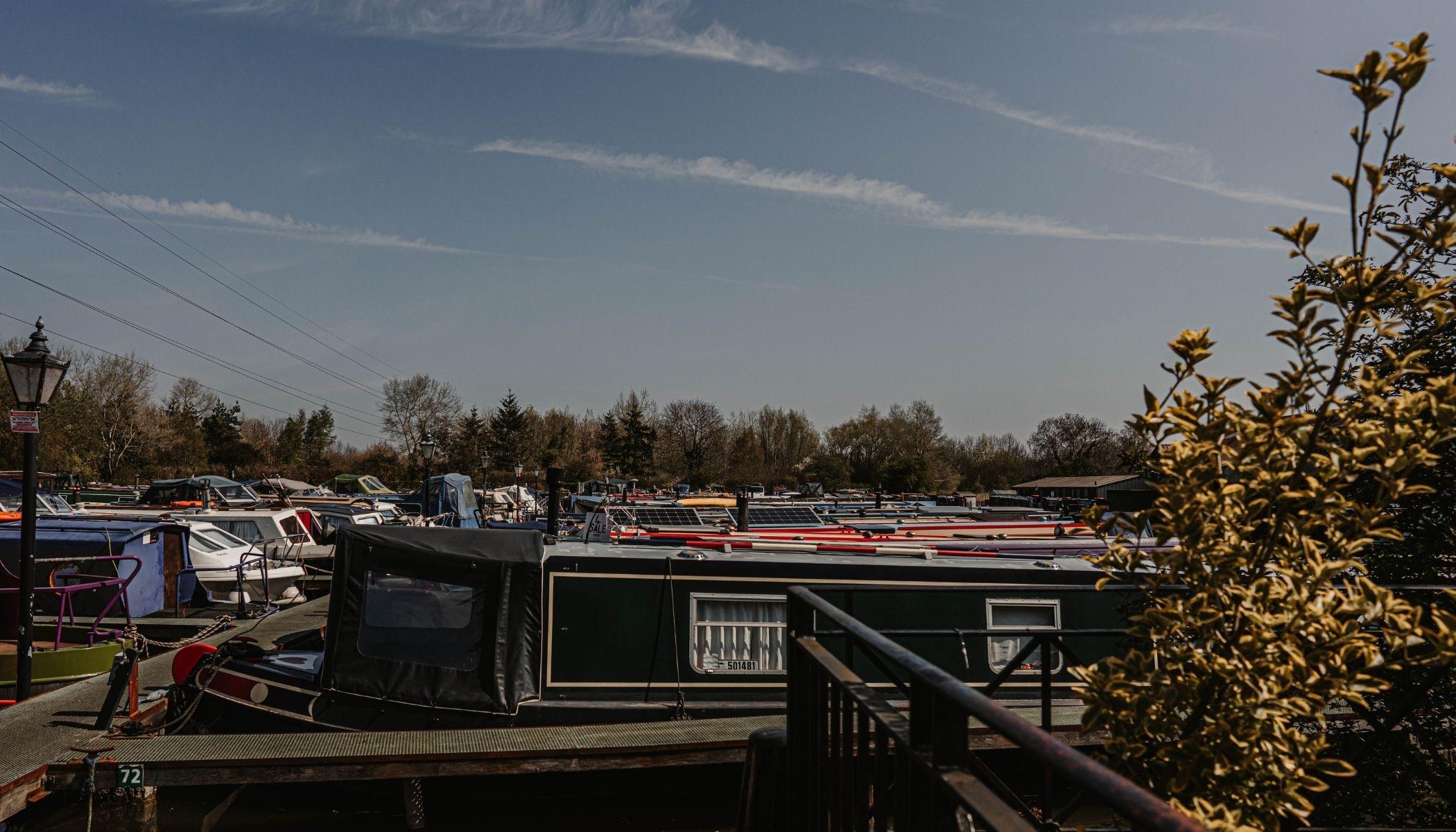 Views of The Marina