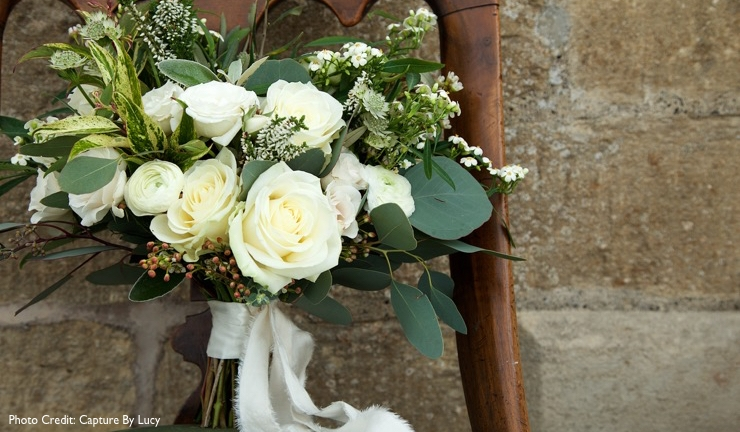 Beautiful Floral Bouquet Widbrook Grange