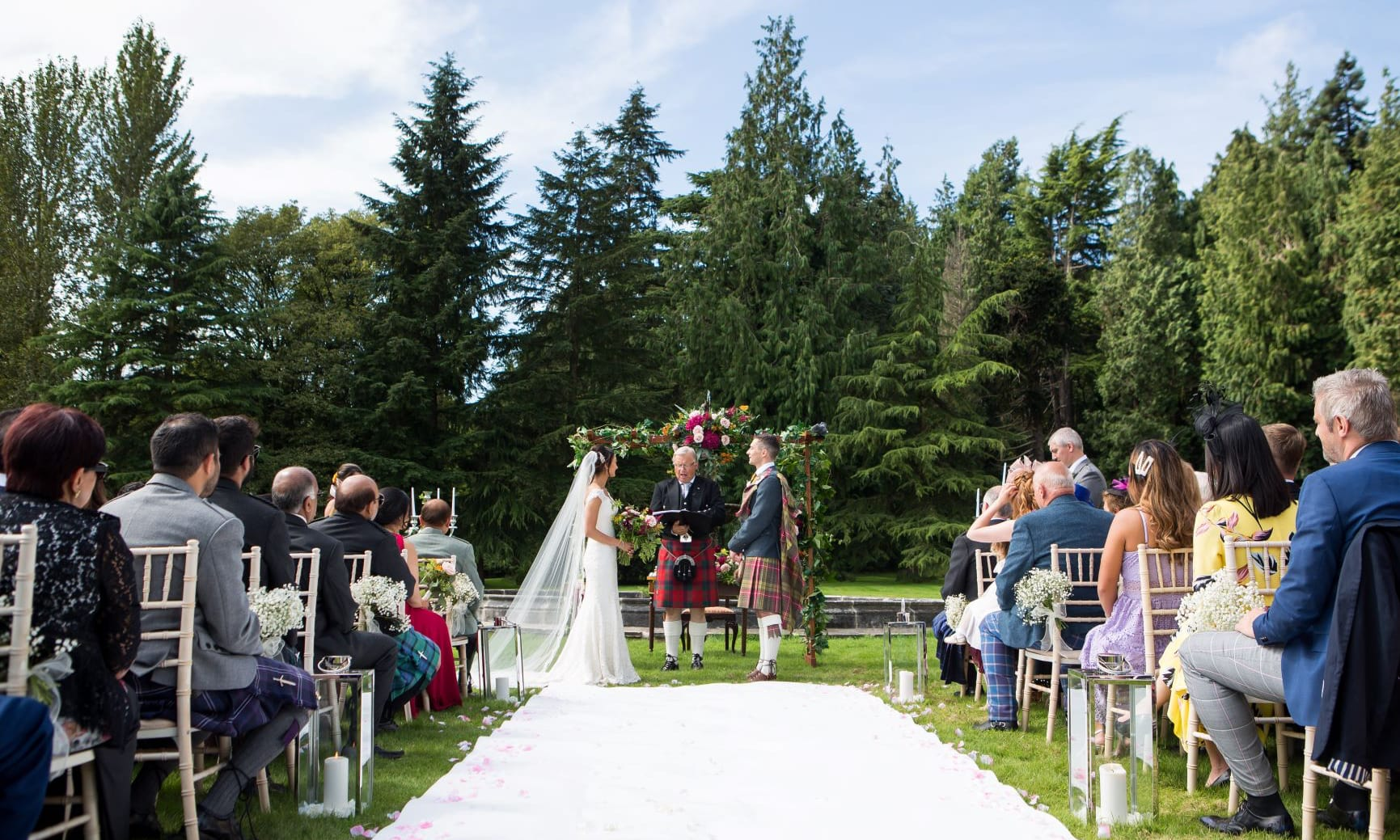 Get married in a Scottish castle