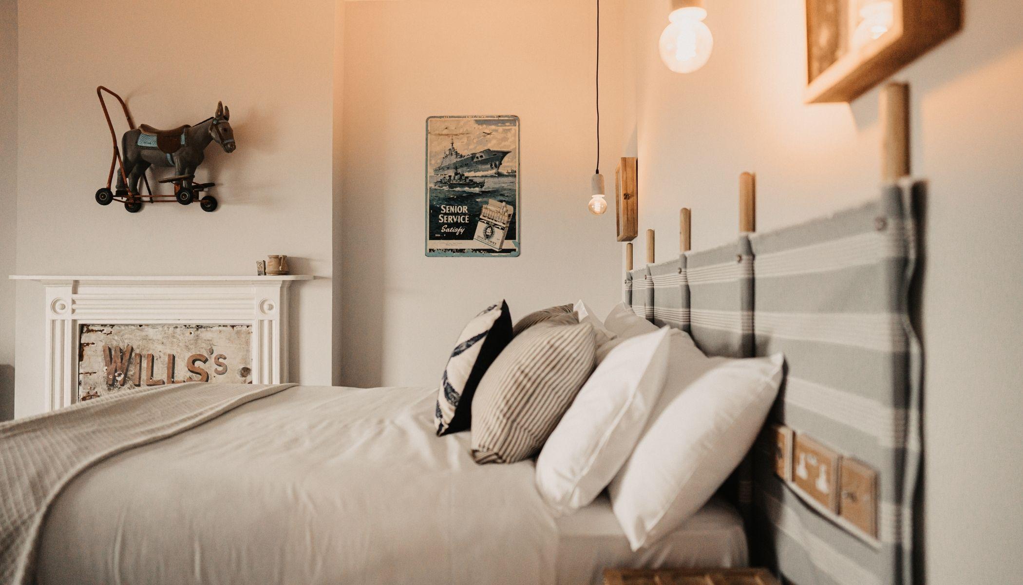 Deluxe Sea Facing Double Room