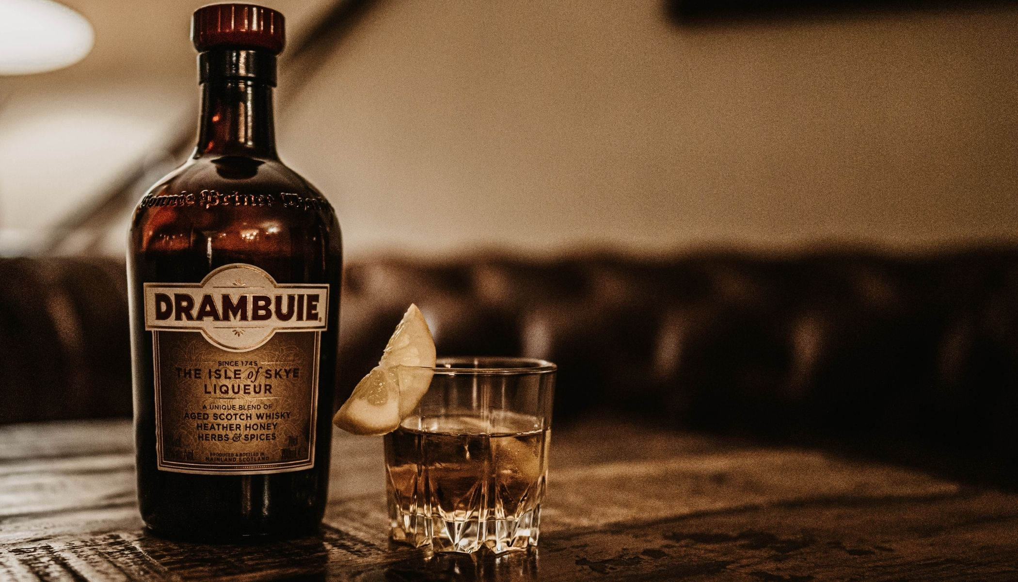 The home of Drambuie