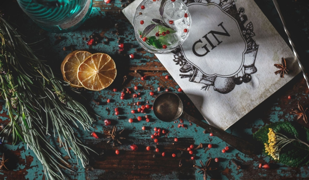 Gin-credible Stay
