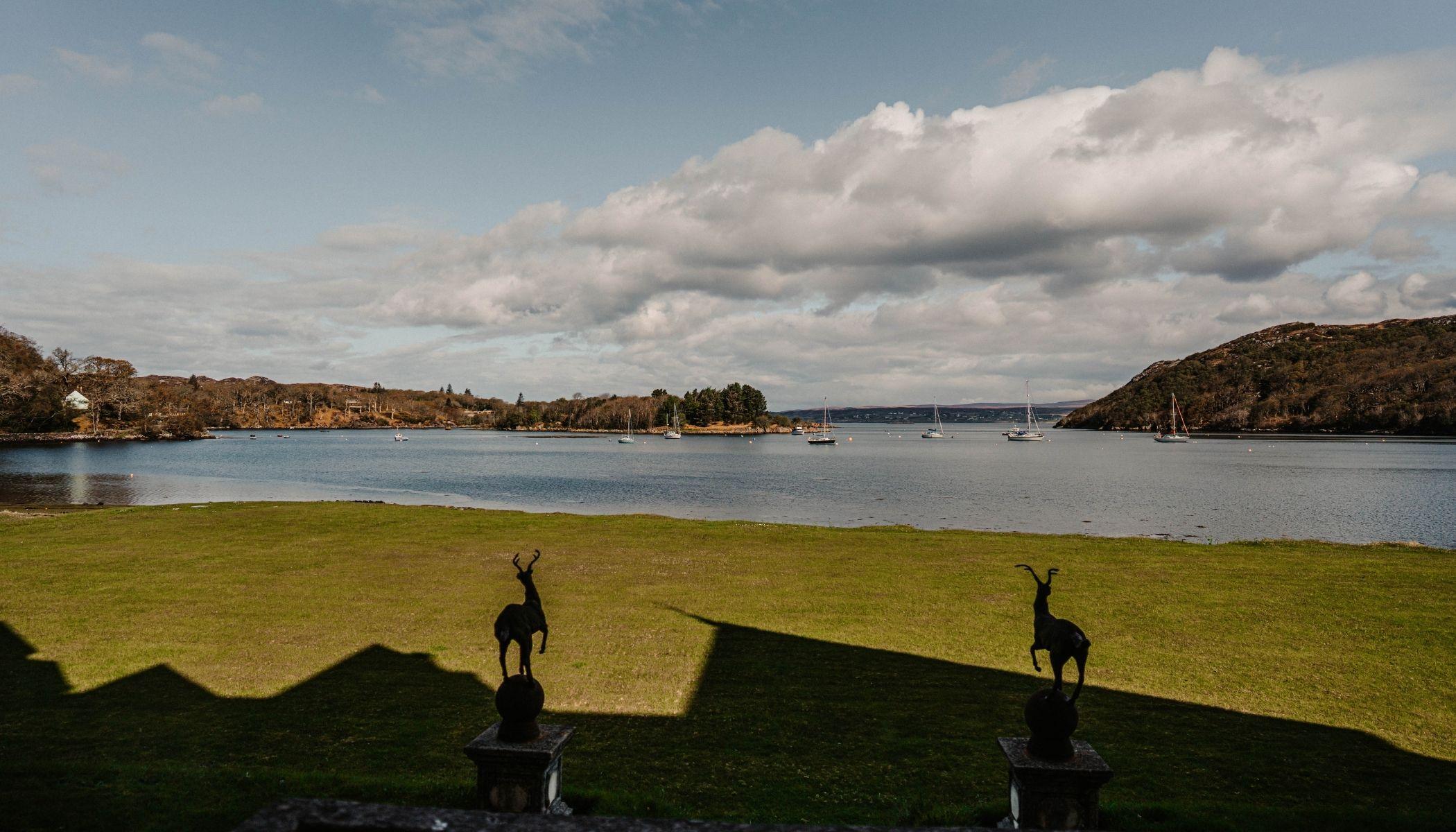 Stunning Highland location