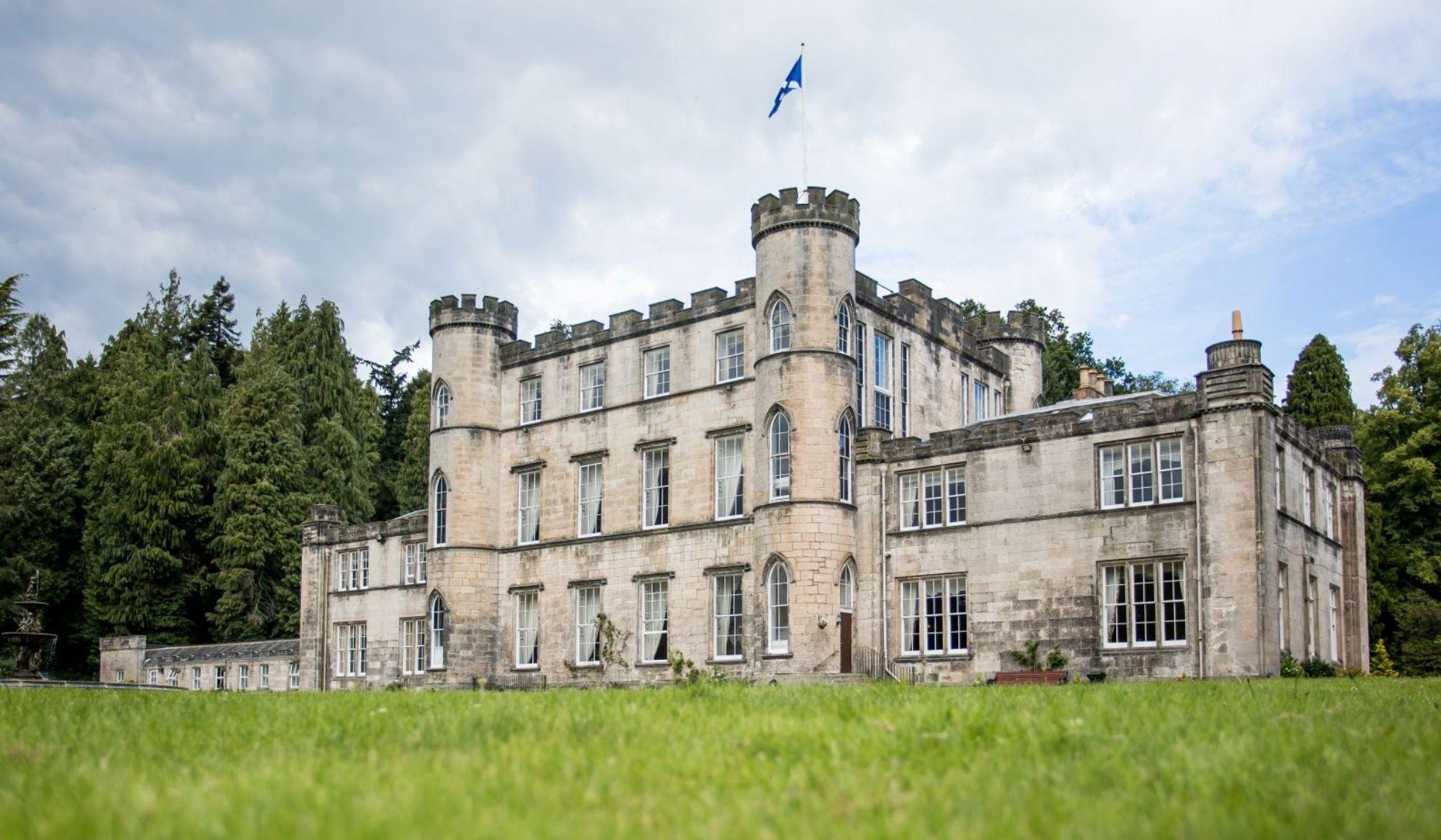 About Melville Castle
