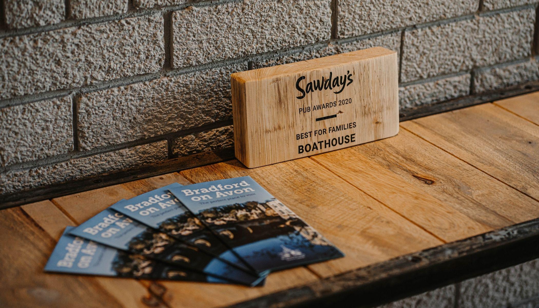 Sawdays Pub Awards 2020