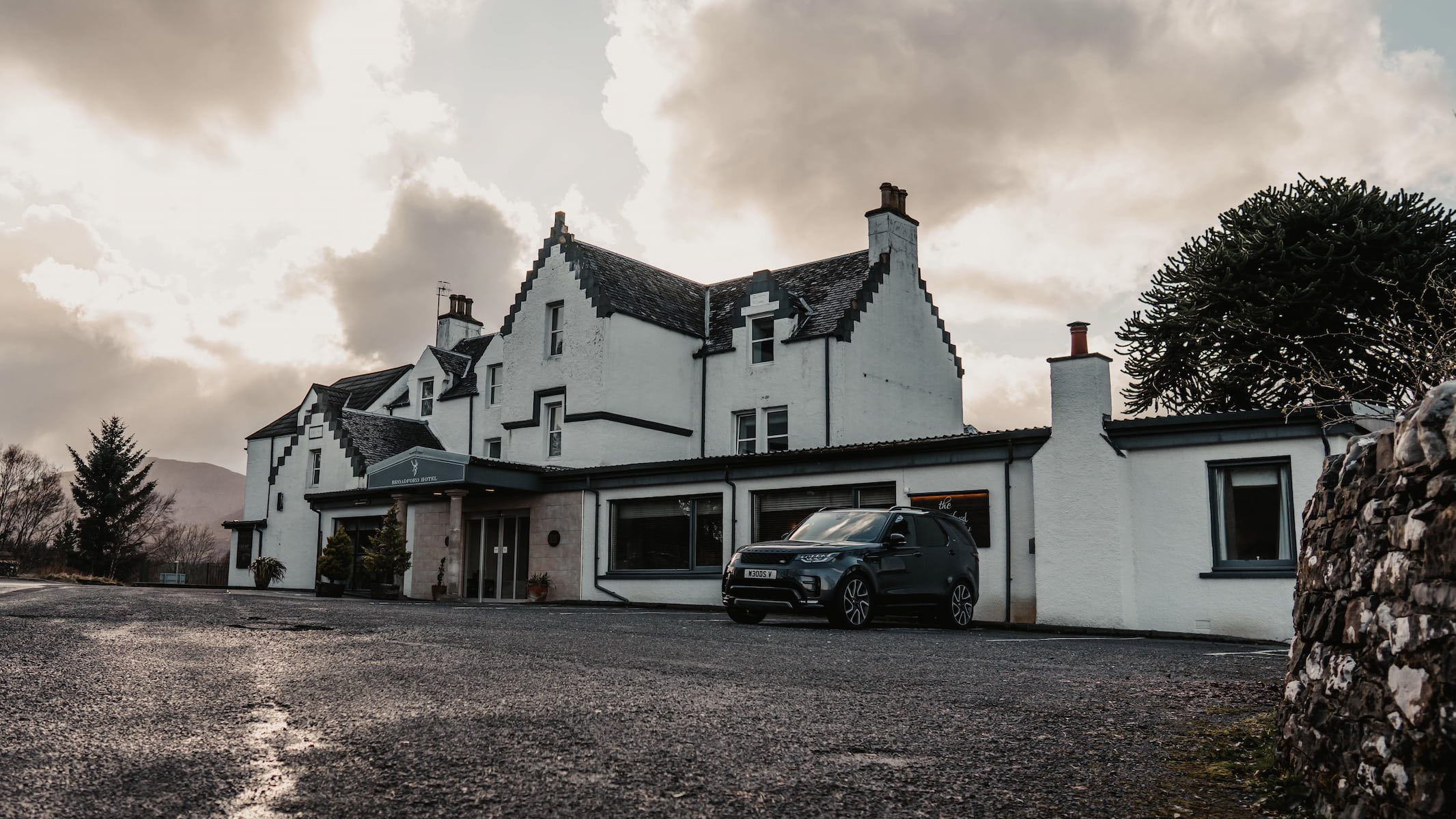 Broadford Hotel Skye