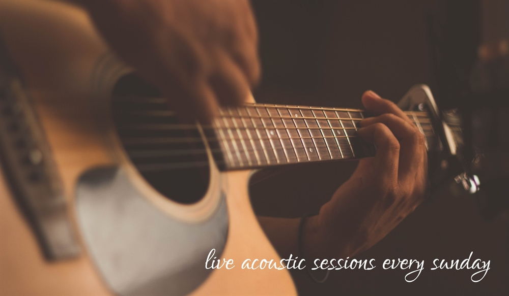 Acoustic Sunday Sessions