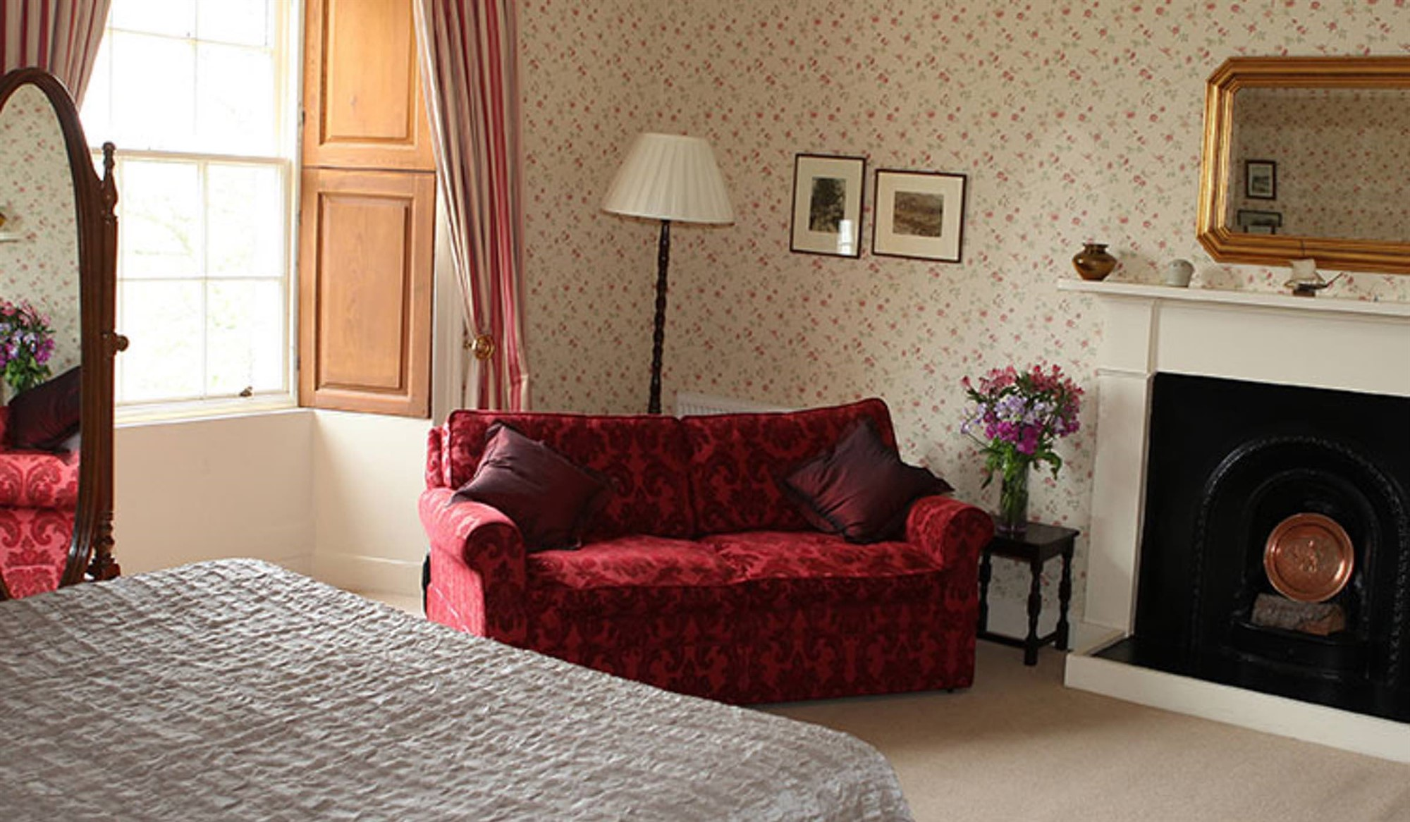 Beautiful Scottish Rooms at Forss House Hotel