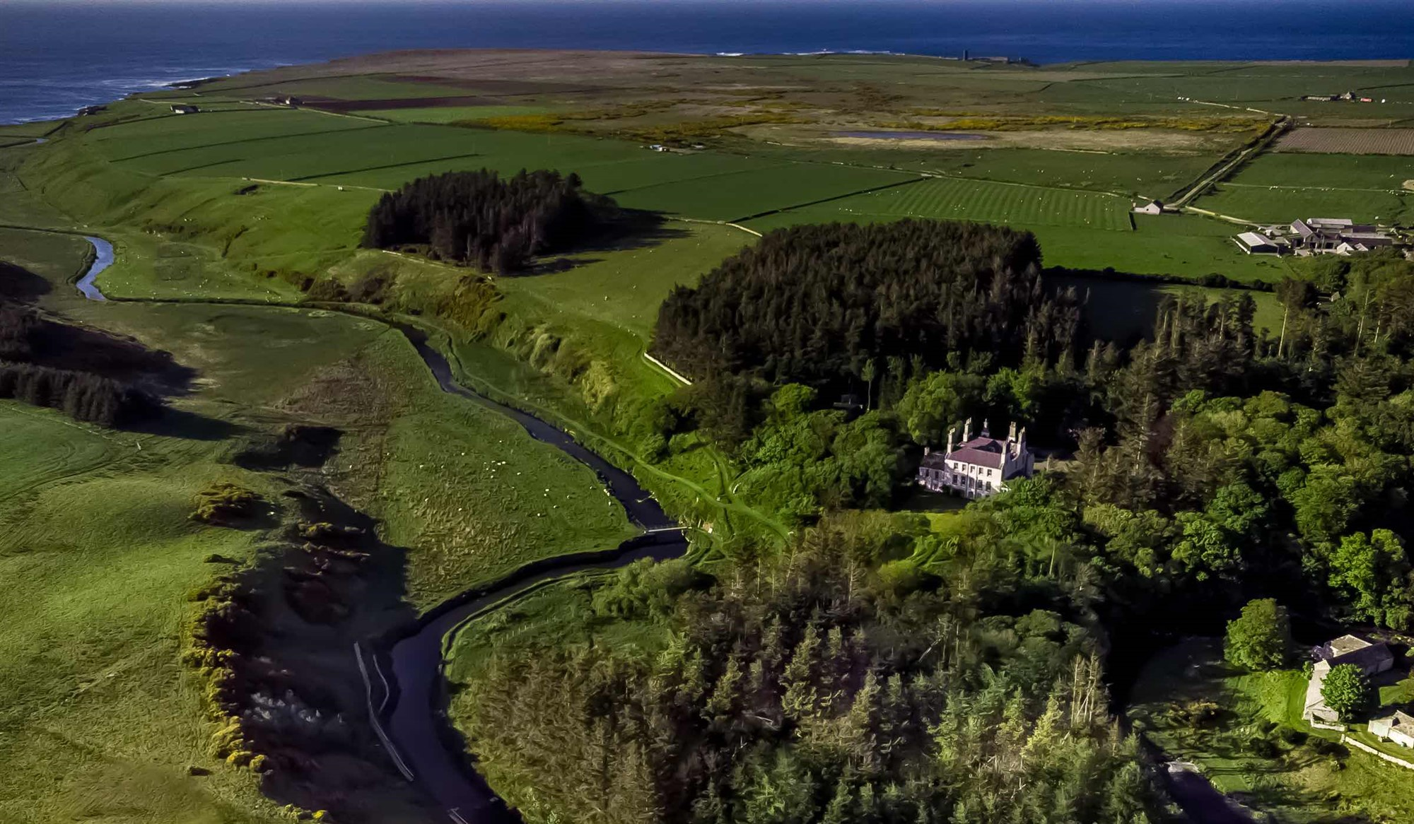 Historic Country House in Thurso, Caithness