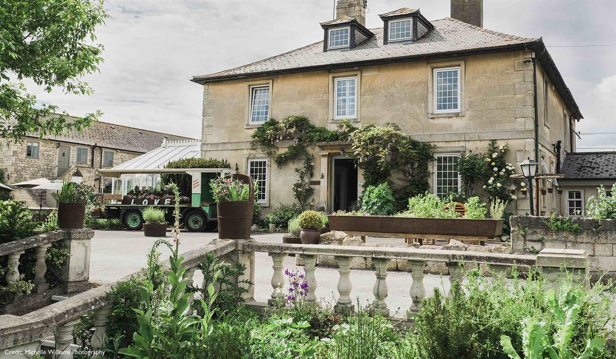 18th century Georgian Country House perfect for weddings