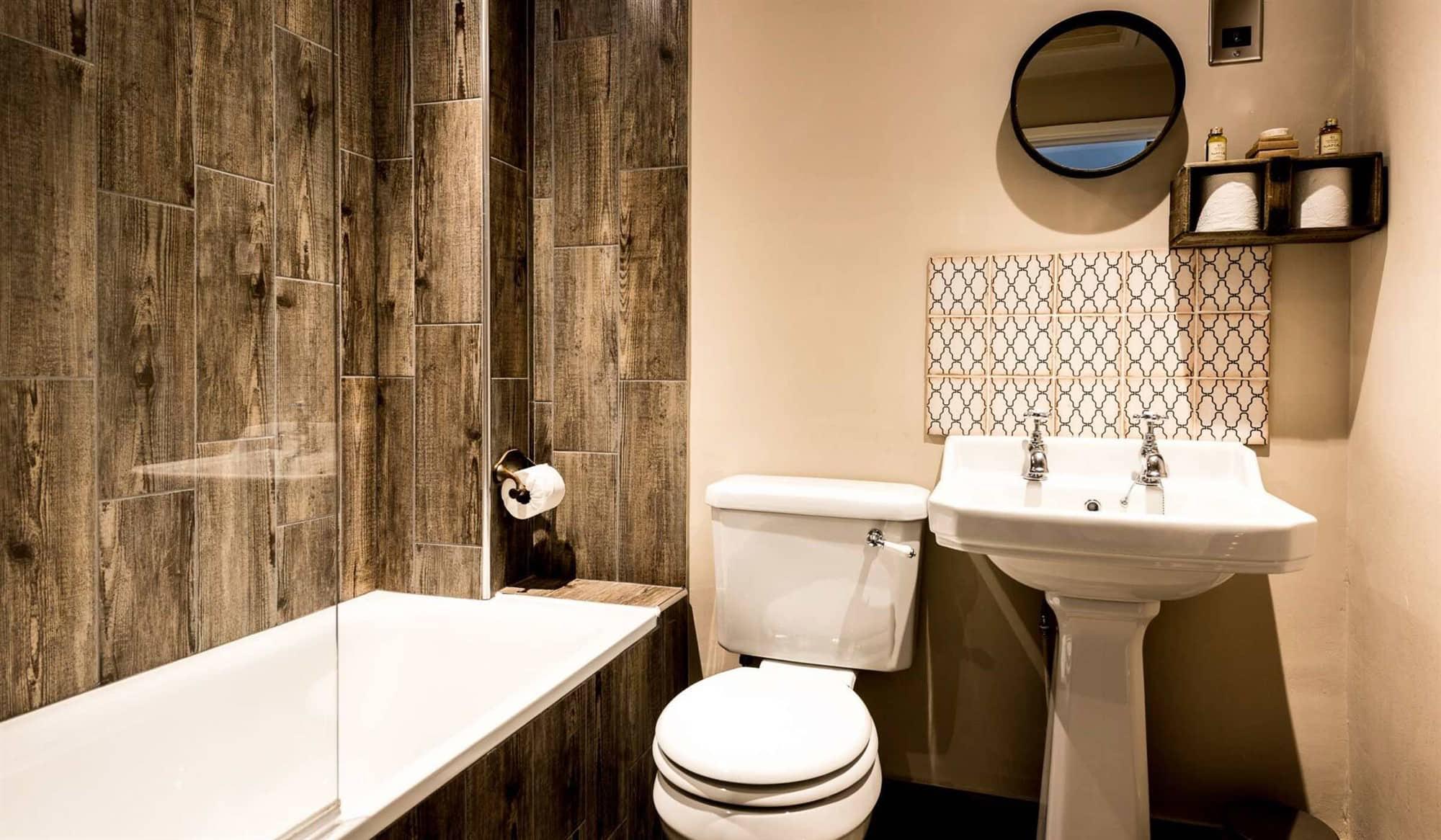 Classic Double Bathroom
