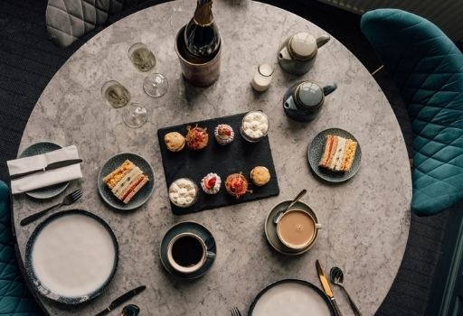 Prosecco Afternoon Tea for Four