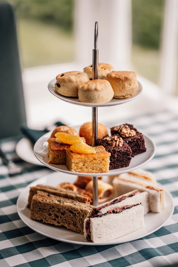 Prosecco Afternoon Tea for One