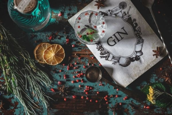 Gin Tasting Experience with Dinner - 1st May 2020