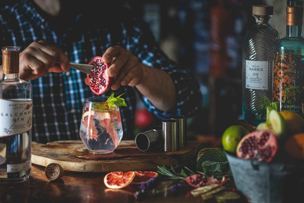 Gin Tasting Overnight Package