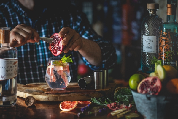 Gin Tasting Experience